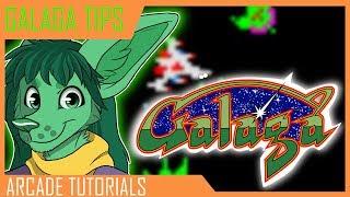 Galaga Arcade Tutorial: Basic Tips and Tricks