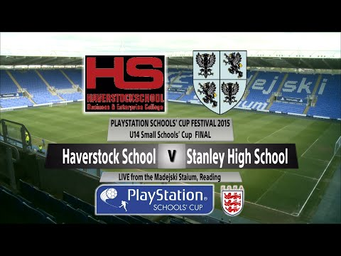 Highlights Under 14 Boys Final Haverstock  v Stanley