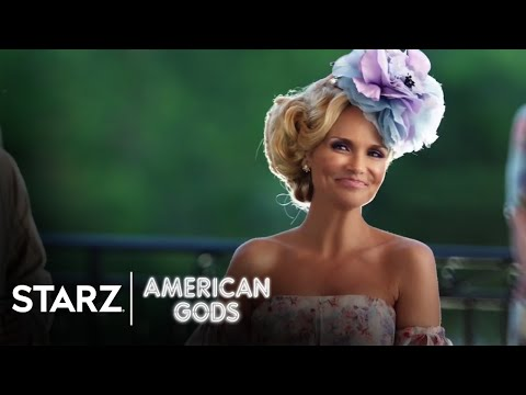 American Gods   Season 1, Episode 8 Clip: Easter   STARZ