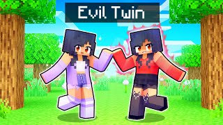 Aphmau's EVIL TWIN Takes Over Minecraft!