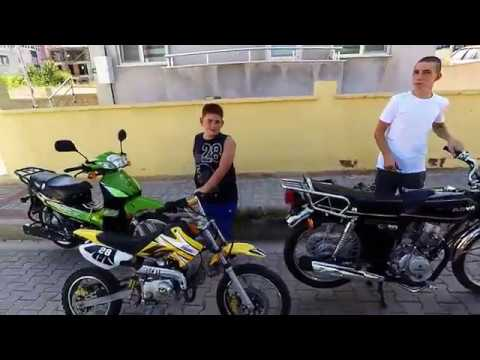 MOTORU KAÇIRMA / MİNİ CROSS
