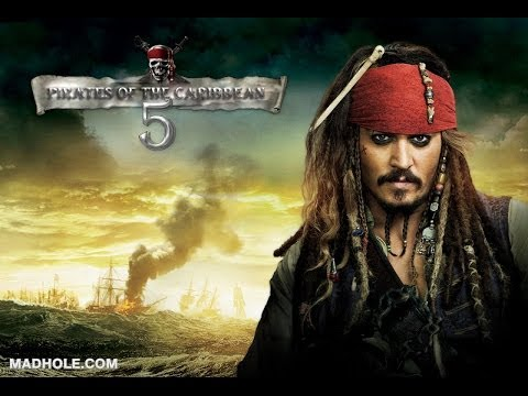Pirates of the Caribbean: Dead Men Tell No Tales - Official Trailer (2017) 1080p HD