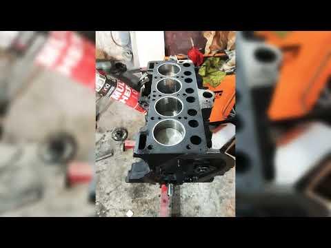 Restaurare Dacia 1300 Motor