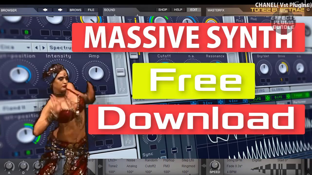 Massive Free Download +54000 Presets ( STABLE VERSION)✅ full Install  (Win/Mac)