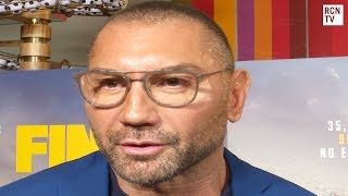 Dave Bautista On Guardians Of The Galaxy Vol 3 & Avengers Endgame