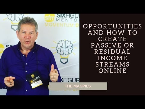 Opportunities and how to creat...
