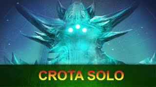 Destiny: Crota SOLO Lichtlevel 390 (Deutsch/German)