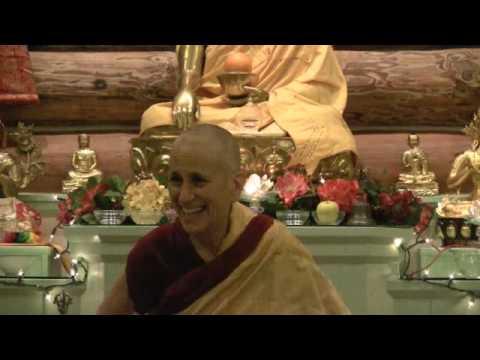 12 Green Tara Retreat: Motivation for Retreat, Part 2, 12-17-09