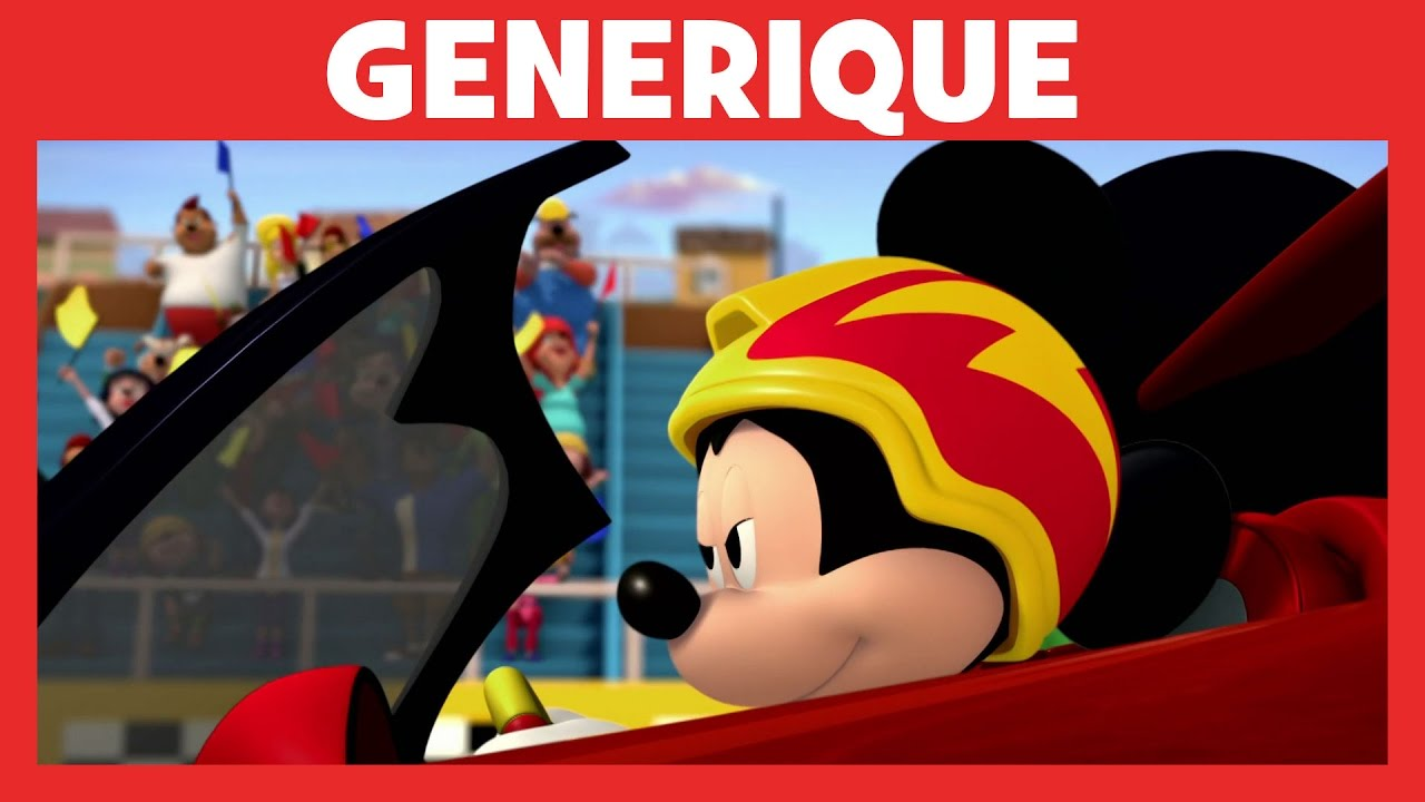 La maison de mickey generique parole ventana blog - Mickey mouse et ses amis ...