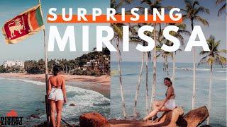 2 AWESOME Places You'll Love In Sri Lanka - South Coast Mirissa  🇱🇰
