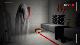 Hospital Horror 3:00 AM (SECRET RECORDING) - Minecraft Scary Adventure Map