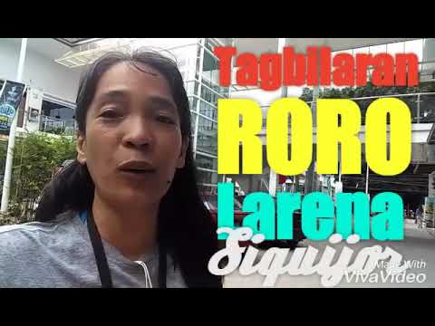 WARNING: how not to miss RORO Tagbilaran, Bohol to Larena, Siquijor