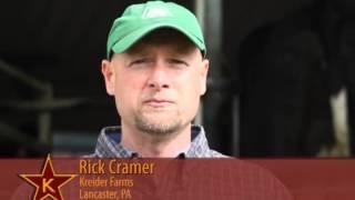 10-11-2013  Rick Cramer, Kreider Dairy - STAR-K Testimonial