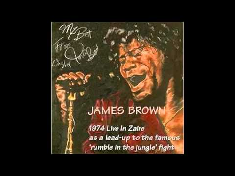 James Brown - Live in Zaire - 01 - Pass the Peas (show intro) & Payback (1974)