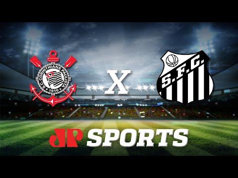 AO VIVO - Corinthians x Santos - 02/02/20 - Campeonato Paulista - Futebol JP