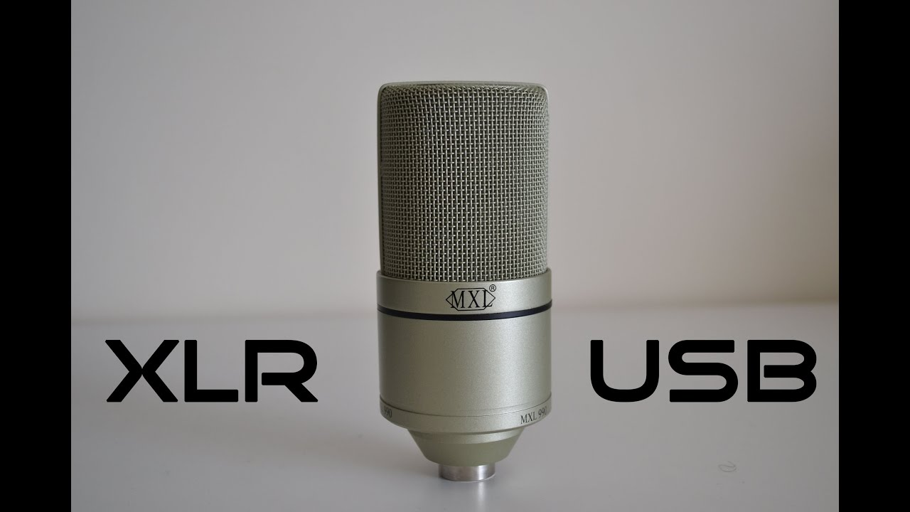 xlr vs usb microphones 2015 youtube. Black Bedroom Furniture Sets. Home Design Ideas