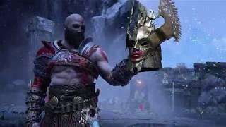 God of War 4   Secret Valkyrie Final Boss SIGRUN God of War 2018 PS4 Pro