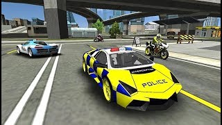 Police Cop Car Simulator City Missions - Android Gameplay FHD