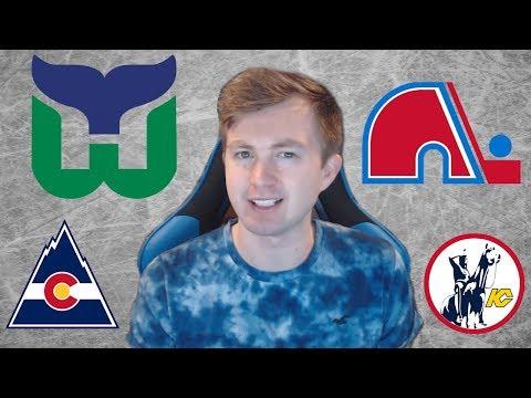 NHL VINTAGE LOGO QUIZ! ARE YOU A REAL HOCKEY FAN?