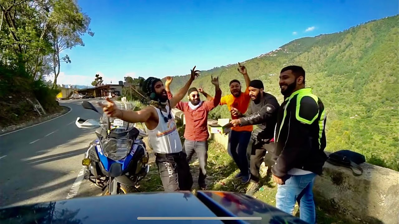 Dancing Jatts 😂 || Shimla to Rampur || Spiti Valley Episode -2