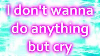 Alexx Calise- Cry Lyrics