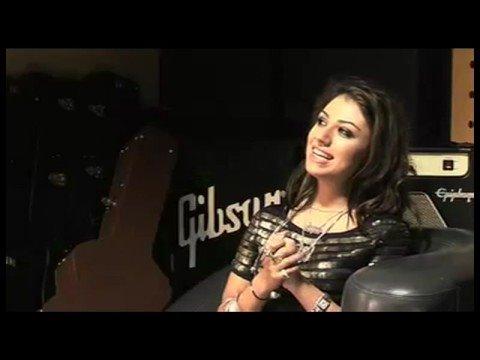 Gabriella Cilmi Sweet About Me Simlish Recording