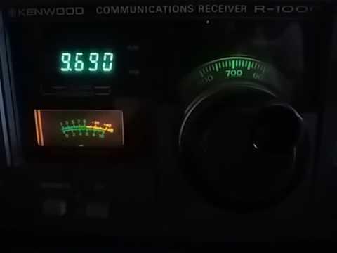 Radio Free Asia, via Dhabbaya UNITED ARAB EMIRATES - 9690 kHz
