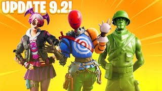 *NEU* Fortnite Update 9.20 LEAKED SKINS & COSMETICS! (Neue Skins, Gleiter, Pickaxes, Emotes & MEHR)