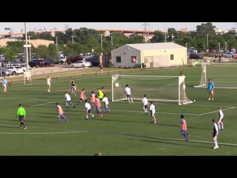 Kent Schools FA U13 v FB Prepa Tec 2nd Half Semi Final