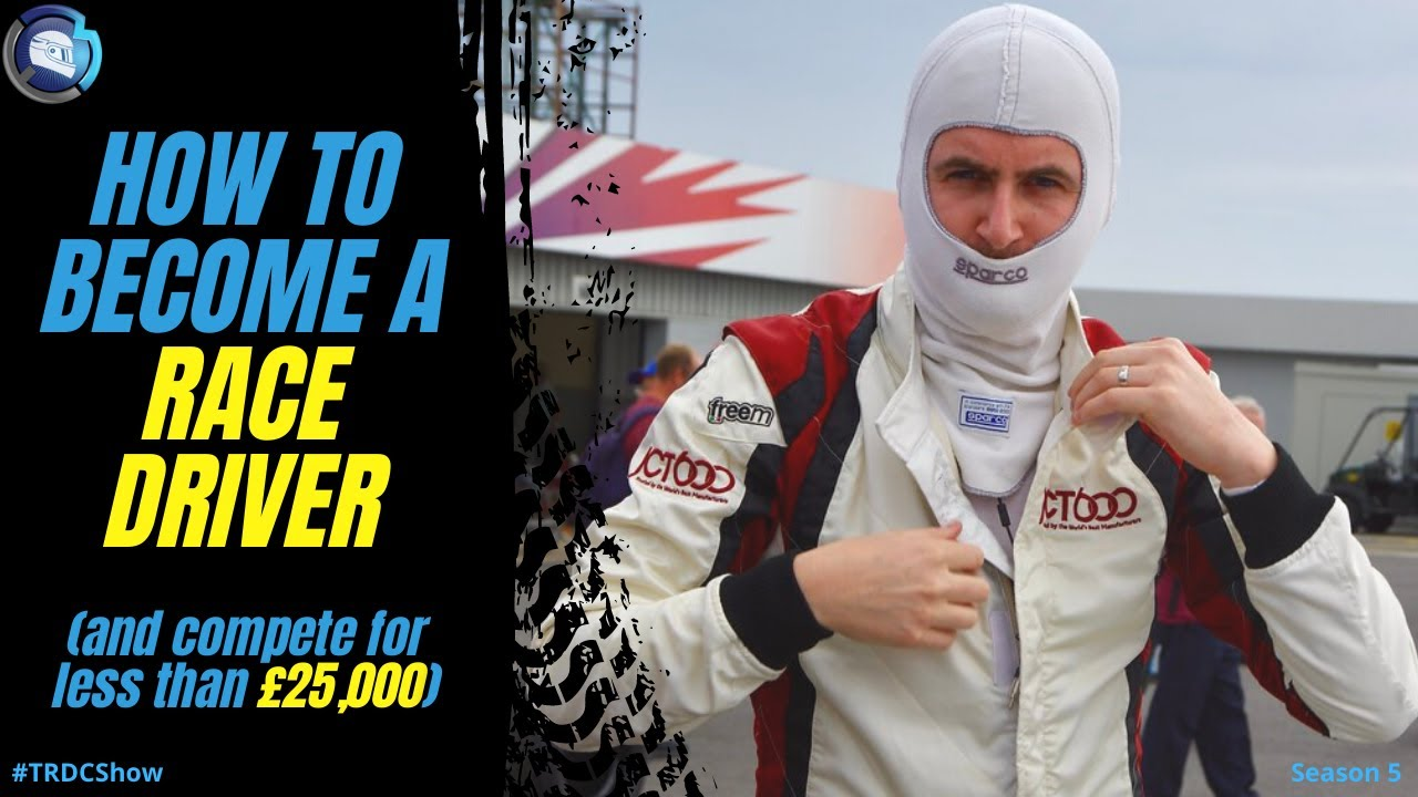 #TRDCSHOW S5 E11 - How To Become A Race Driver & Compete For Less Than £25,000 2021