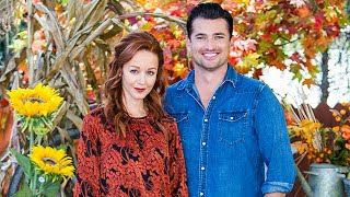 Lindy Booth and West Brown visit - Home & Family
