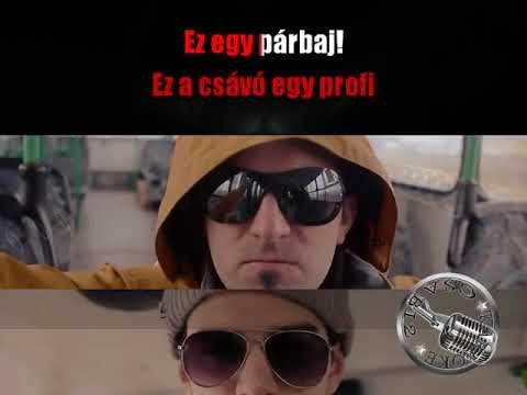 Pamkutya - Dark Horse paródia karaoke
