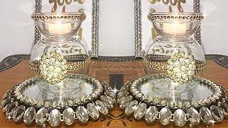 Elegant Gold Dollar Tree Home Decor #goldhomedecor #homedecor #dollarteehomedecor
