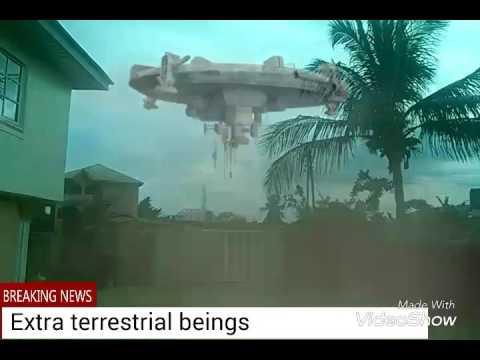 Extra terrestrial beings
