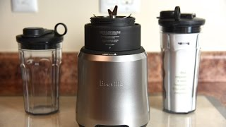 breville boss to go personal blender review nutri ninja challenged