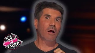 10 MOST SURPRISING Auditions On America's Got Talent 2021!
