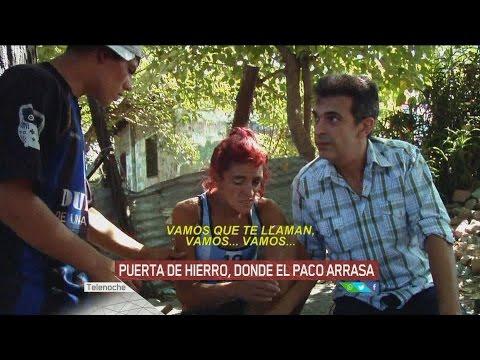 """Las impactantes historias de vida de Puerta de Hierro, el """"shopping del paco"""""""