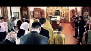 Венчание Никиты и Кристины г.Губкин 16 февраля 2014 год.
