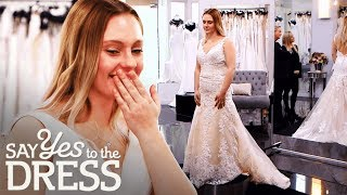 Young Bride Wants a Wedding Dress That Makes Her Feel More Grown Up | Say Yes To The Dress UK