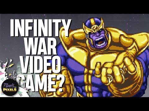 Marvel Super Heroes In War Of The Gems (SNES) Review - Panels To Pixels