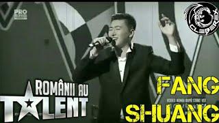 Romanii au talent - Fang Shuang (Finală 02/06/17)