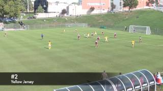 Katie Ponce, Towson University Soccer  Highlight Video