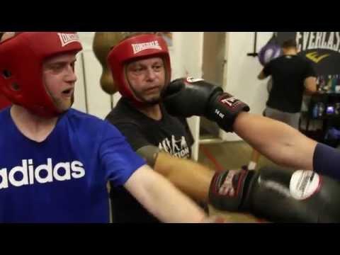 Nino Zeraschi - Charity Boxing