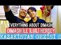 Kazakistan Gezisi 2 Dimash İle İlgili Herşey mp3