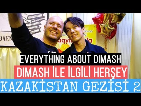 Kazakhstan Trip 2 - Everything About Dimash