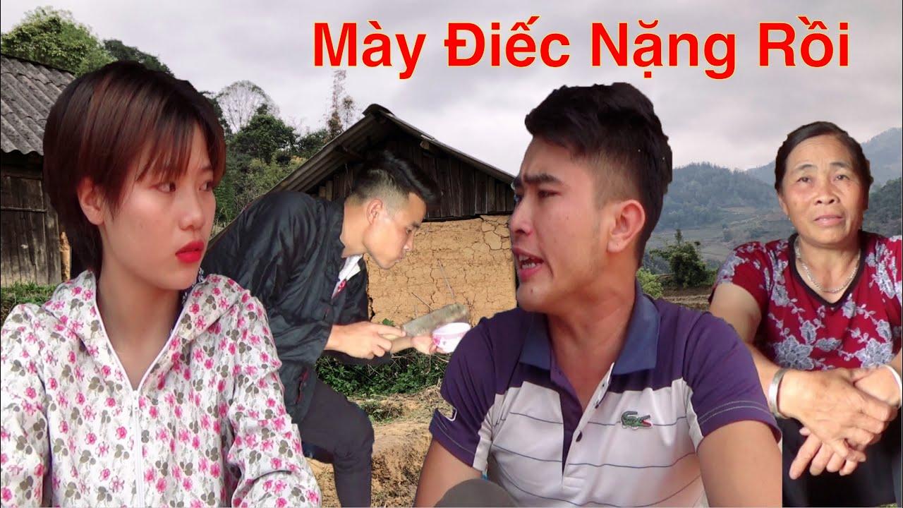 DTVN - VỢ ĐIẾC |Thấy Vợ Điếc Chồng Trả Vợ Về Nơi Sản Xuất | Phim hài miền núi hay nhất 2020