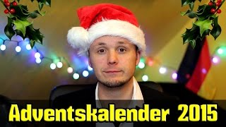 ❆ GG Adventskalender 2015 Announcement ❆ How To Win German Chocolate