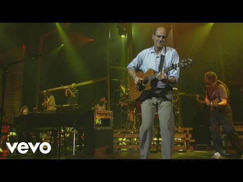 James Taylor - Mexico (from Pull Over)