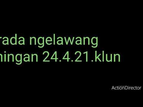 Parada Ngelawang Barong Bangkung Kuningan 24.4.21 Di Lapangan Puputan Klungkung