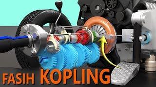 Kopling, Bagaimana cara kerjanya?